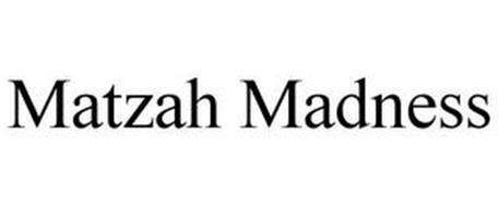 MATZAH MADNESS