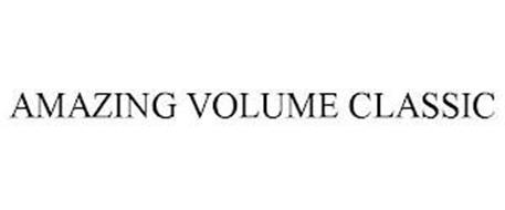 AMAZING VOLUME CLASSIC