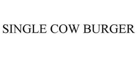 SINGLE COW BURGER