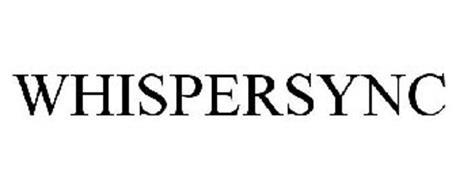 WHISPERSYNC