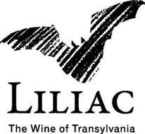 LILIAC THE WINE OF TRANSYLVANIA