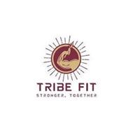 TRIBE FIT STRONGER, TOGETHER