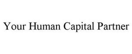 YOUR HUMAN CAPITAL PARTNER