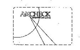 AMCHECK AMCORE BANKING CARD