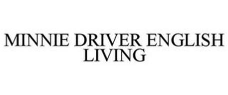MINNIE DRIVER ENGLISH LIVING