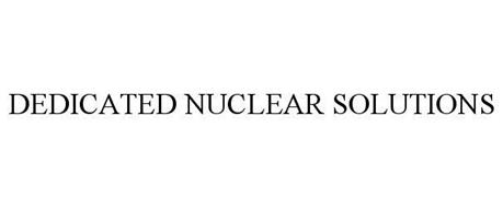 DEDICATED NUCLEAR SOLUTIONS