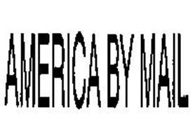 AMERICA BY MAIL