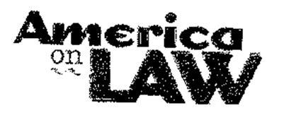 AMERICA ON LAW