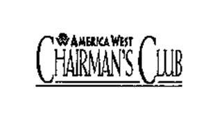 AMERICA WEST CHAIRMAN'S CLUB