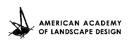 AMERICAN ACADEMY OF LANDSCAPE DESIGN