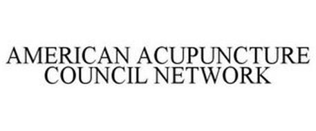 AMERICAN ACUPUNCTURE COUNCIL NETWORK