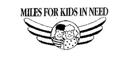 MILES FOR KIDS IN NEED