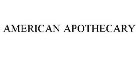 AMERICAN APOTHECARY