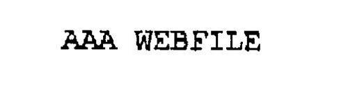 AAA WEBFILE