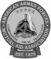 AMERICAN ARMED FORCES MUTUAL AID ASSOCIATION EST. 1879 COMPASSION TRUST PROTECTION