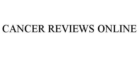 CANCER REVIEWS ONLINE