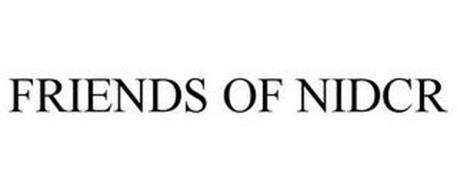 FRIENDS OF NIDCR
