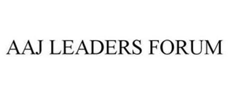 AAJ LEADERS FORUM