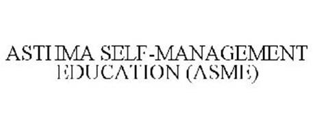 ASTHMA SELF-MANAGEMENT EDUCATION (ASME)