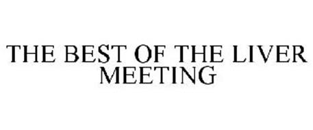 THE BEST OF THE LIVER MEETING