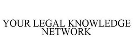 YOUR LEGAL KNOWLEDGE NETWORK