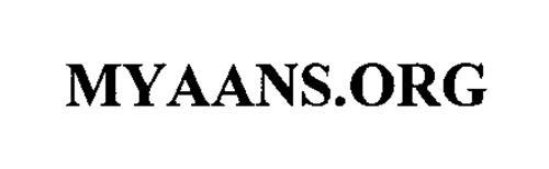 MYAANS.ORG