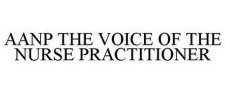 AANP THE VOICE OF THE NURSE PRACTITIONER