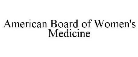 AMERICAN BOARD OF WOMEN'S MEDICINE