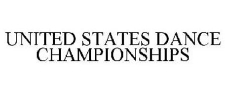 UNITED STATES DANCE CHAMPIONSHIPS