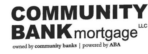 COMMUNITY BANK MORTGAGE LLC OWNED BY COMMUNITY BANKS | POWERED BY ABA