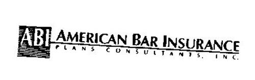 ABI AMERICAN BAR INSURANCE PLANS CONSULTANTS, INC.