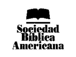 SOCIEDAD BIBLICA AMERICANA