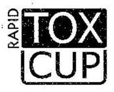 RAPID TOX CUP