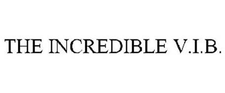 THE INNCREDIBLE V.I.B.