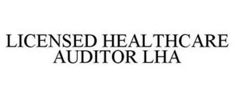 LICENSED HEALTHCARE AUDITOR LHA