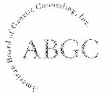 ABGC AMERICAN BOARD OF GENETIC COUNSELING, INC.