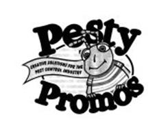 PESTY PROMOS CREATIVE SOLUTIONS FOR THE PEST CONTROL INDUSTRY