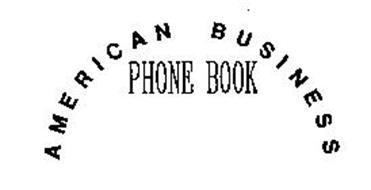 AMERICAN BUSINESS PHONE BOOK