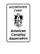 ACA ACCREDITED CAMP AMERICAN CAMPING ASSOCIATION