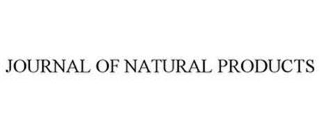 JOURNAL OF NATURAL PRODUCTS