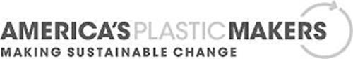 AMERICA'S PLASTIC MAKERS MAKING SUSTAINABLE CHANGE