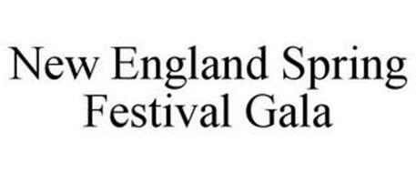 NEW ENGLAND SPRING FESTIVAL GALA
