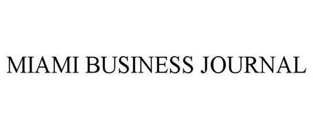 MIAMI BUSINESS JOURNAL