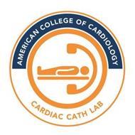 AMERICAN COLLEGE OF CARDIOLOGY CARDIAC CATH LAB