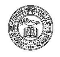 AMERICAN COLLEGE OF PHYSICIANS-AMERICAN SOCIETY OF INTERNAL MEDICINE INC 1998 AMERICAN COLLEGE OF PHYSICIANS INC 1915