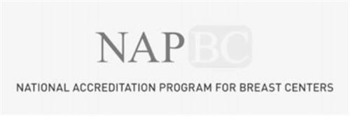 NAPBC NATIONAL ACCREDITATION PROGRAM FOR BREAST CENTERS