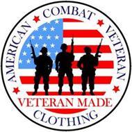 AMERICAN COMBAT VETERAN VETERAN MADE CLOTHING