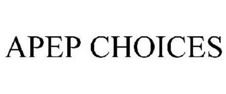 APEP CHOICES