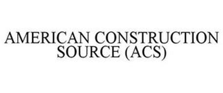 AMERICAN CONSTRUCTION SOURCE (ACS)