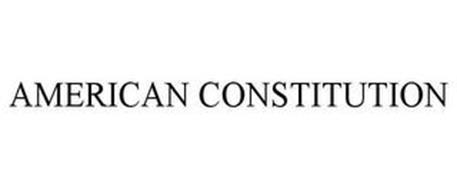 AMERICAN CONSTITUTION